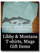 Libby and Montana shirts and gift items
