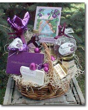 Custom Gift Baskets, Mountain Meadows Gifts, Libby, Montana